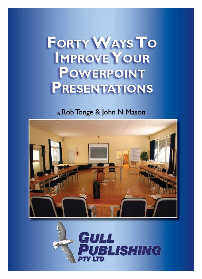 Improve your PowerPoint Presentations