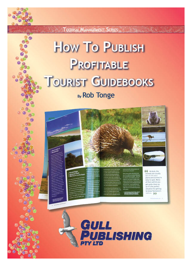 How To Publish Profitable Tourist Guidebooks