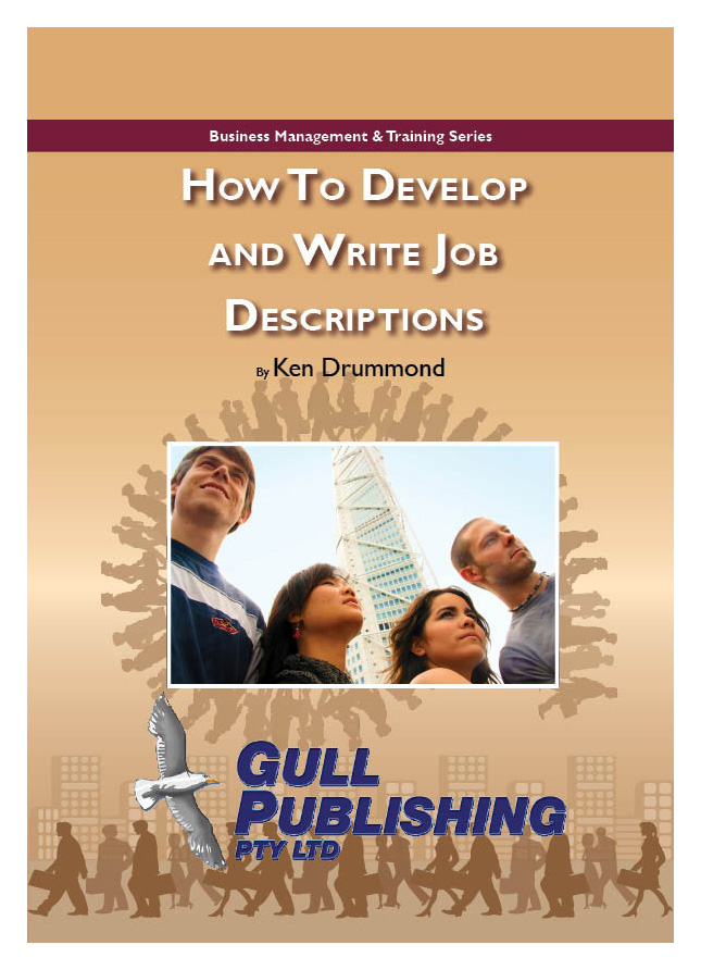 How to Develop and Write Job Descriptions